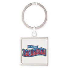 The Incredible Zachariah Keychains