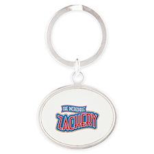 The Incredible Zachery Keychains