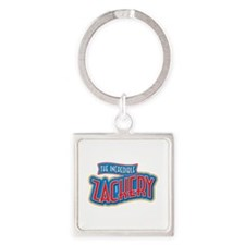 The Incredible Zackery Keychains