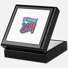 The Incredible Zain Keepsake Box