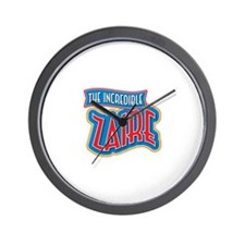 The Incredible Zaire Wall Clock