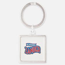 The Incredible Zander Keychains