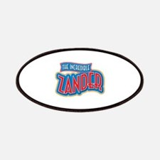 The Incredible Zander Patches