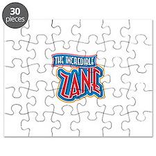 The Incredible Zane Puzzle