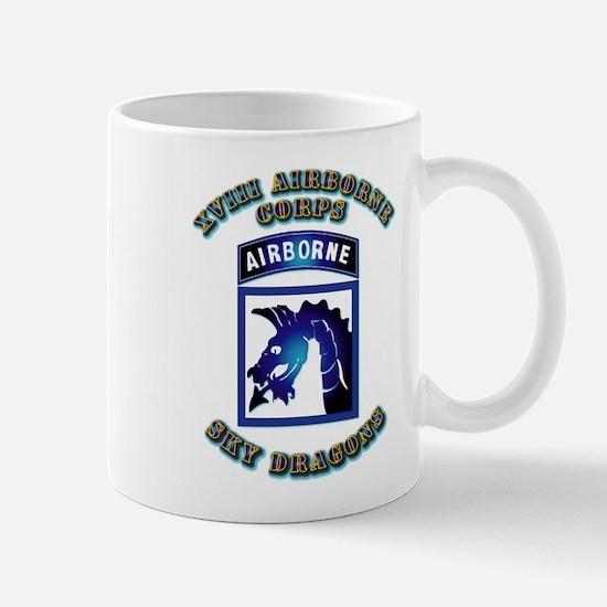 XVIII Airborne Corps - SSI Mug