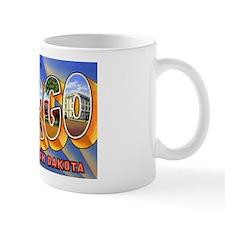 Fargo North Dakota Greetings Coffee Mug