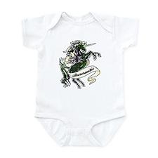 Abercrombie Unicorn Infant Bodysuit