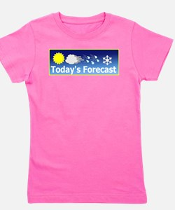 Forecast1.png Girl's Tee