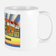 Jamestown North Dakota Greetings Mug