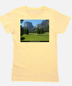 Summertime by the Lake Girl's Tee