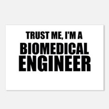 Trust Me, Im A Biomedical Engineer Postcards (Pack