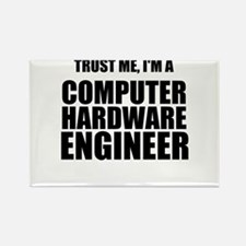 Trust Me, Im A Computer Hardware Engineer Rectangl