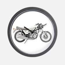 Benelli Motorcycle Wall Clock