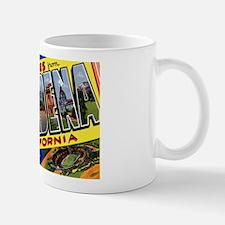 Pasadena California Greetings Mug