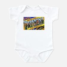 Pasadena California Greetings Infant Bodysuit