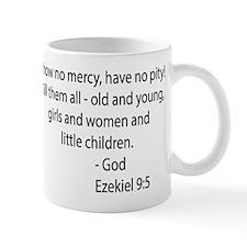 Ezekiel 9:5 Mug