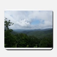 Blue Ridge Parkway - Asheville, NC Mousepad