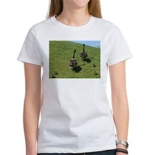 Geese Family with babies T-Shirt