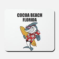 Cocoa Beach, Florida Mousepad