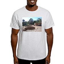 Giant Kivas at Anasazi Indian Ruins T-Shirt