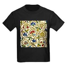 Elizabethan Swirl Embroidery T