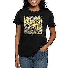 Elizabethan Swirl Embroidery Tee