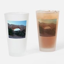 Wilson Arch - Moab Utah Drinking Glass