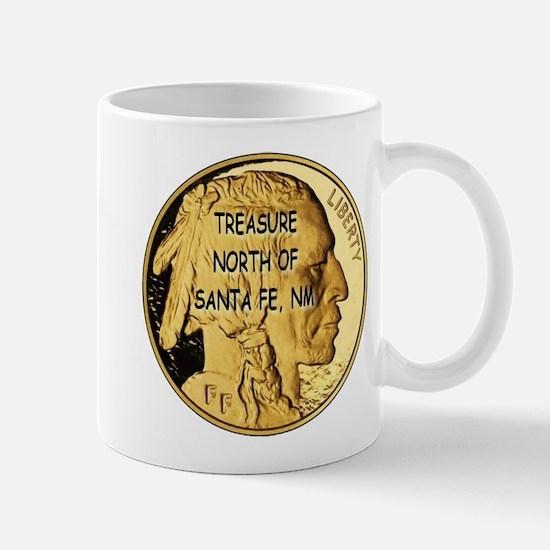 The Treasure Coin Mug