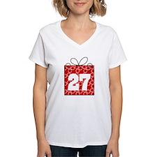 27th Birthday Mod Gift Shirt