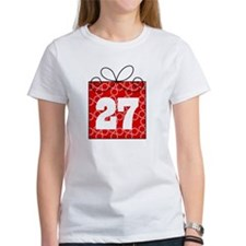 27th Birthday Mod Gift Tee