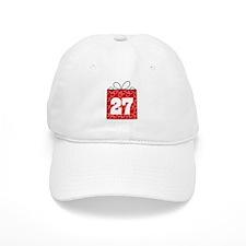 27th Birthday Mod Gift Baseball Cap