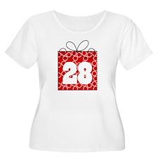 28th Birthday Mod Gift T-Shirt