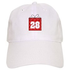28th Birthday Mod Gift Baseball Cap