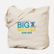Add Name Big Brother Tote Bag