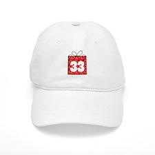 33rd Birthday Mod Gift Baseball Cap