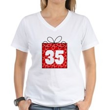 35th Birthday Mod Gift Shirt