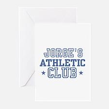 Jorge Greeting Cards (Pk of 10)