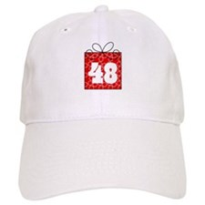 48th Birthday Mod Gift Baseball Cap