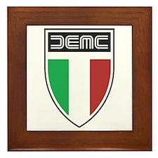 DEMC Italia Insignia Framed Tile