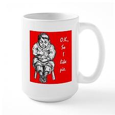 OK, so I like pie. Mug