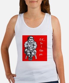 OK, so I like pie. Tank Top
