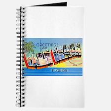 Palm Beach Florida Greetings Journal