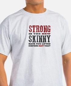 Have you Lifted Something Heavy Today? T-Shirt