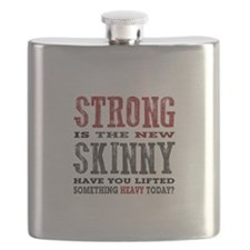 Have you Lifted Something Heavy Today? Flask