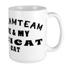 Ocicat Cat Designs Mug