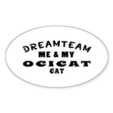 Ocicat Cat Designs Decal