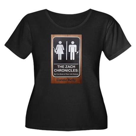 The Zach Chronicles Cover Plus Size T-Shirt