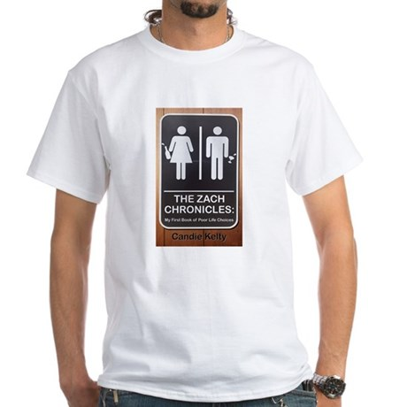 The Zach Chronicles Cover T-Shirt