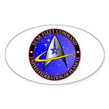 Star Fleet Command Decal