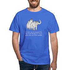 Parades Are Gay Men's Dark T-Shirt